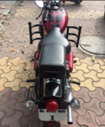 used royal enfield bullet 350 cc(2012) for sale in e block noida