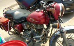 used royal enfield electra 350cc (2004)