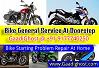 Mobile Bike Repair and General Service in Gachibowli, Manikonda Hyderabad