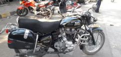 used Royal Enfield  350 cc modal 1980