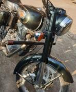 used Royal Enfield  model bullet 500 cc 2017