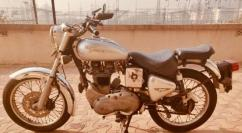 used Royal Enfield Bullet Electra- 2009.