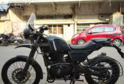 used Royal Enfield 2018 Himalayan BS4 411 cc model other