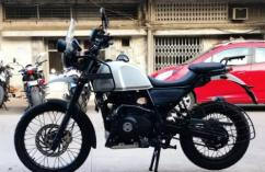 used Royal Enfield 2019 Himalayan BS4 abs 411 cc model other