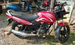 TVS SPORTS BIKE in good condition