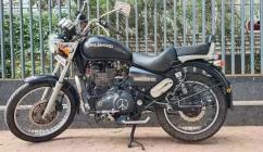 Thunderbird 350 Royal Enfield Emi option Loan available on used bike