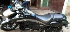 used This is Suzuki intruder 2018 model with ABS perfect bike life time tax