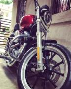 used Harley Davidson Superlow