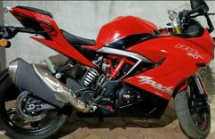used RR 310cc- (1 year 7 month old)