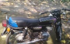 used Yamha rx 135 4 speed sale