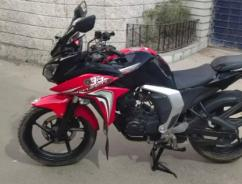 used Sale Yamaha Fazer-V2.0 limited edition colour bike 45k.