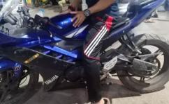 2012 Yamaha R15 bike