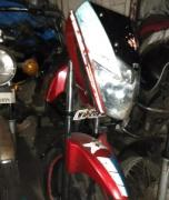 used TVs flame condition ok and scooter vispa