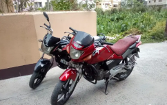 Hero Honda  CBZ  Year 2012