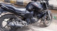 used Yamaha FZ 2012
