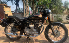 used royal enfield bullet 350 cc 2009 for sale in pune