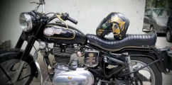 used royal enfield bullet 350cc 1993 for sale in pune