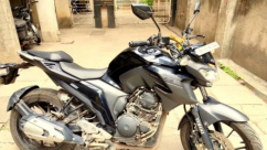 used yamaha fz 2017 for sale in pune