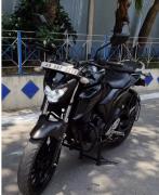 Yamaha Fz-25 bike 250cc