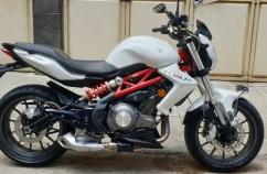 used Benelli 300cc