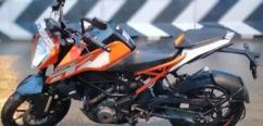 used Ktm duke 250 cc