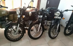 Royal Enfield  Continental GT Year 2015