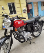 used Royal Enfield Classic 350 cc (2017) for sale in Bengaluru, Karnatak