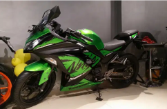 Kawasaki Ninja 300 ABS model 2019
