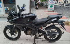 Bajaj Pulsar AS150 Black model 2016