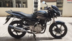 BAJAJ PULSAR 150cc model 2012