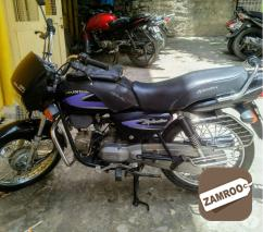 Hero Honda Splendor modal 2001