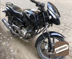 Bajaj Pulsar 150 DTSi in Black colour