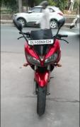 Yamaha Fazer 2012 model