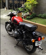 Royal Enfield Classic 350 model 2019