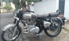 ROYAL ENFIELD CLASSIC 350CC MODEL 2018