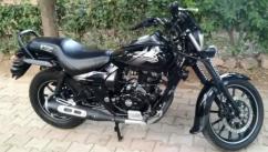 Bajaj Avenger 160cc Model 2016