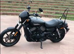 2018 abs brake Harley Davidson street 750