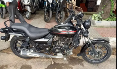 Bajaj Avengar 220cc model 2017