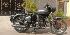 Fully Modified Royal Enfield Classic 350