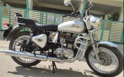Royal Enfield 350 cc model 2017