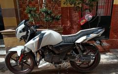Tvs apache rtr 160 cc model 2019
