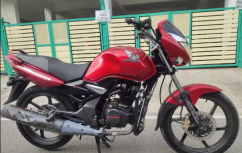 Honda CB Unicorn model 2012