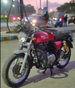 Royal Enfield  Continental GT Year 2014