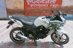 Yamaha Fazer Model 2012