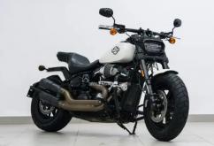 Harley Davidson Fat Bob 107 model 2018