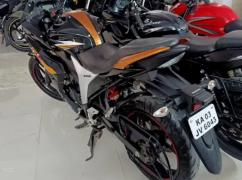 Suzuki gixxer 150cc double disk ABS model 2018