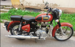 Royal Enfield Classic Year 2016