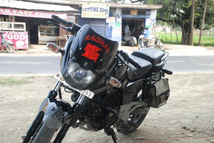 Bajaj Pulsar 2009 (model 180) for sale
