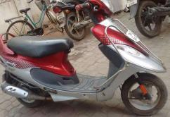 2008 Model TVS Scooty