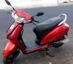 2010 Model Honda Activa Scooty